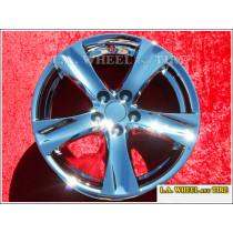 "Lexus IS250 / IS350 OEM 18"" Set of 4 Chrome Wheels"
