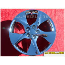 "Toyota Camry OEM 18"" Set of 4 Chrome Wheels"