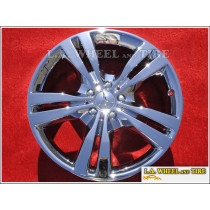 "Mercedes-Benz ML350 OEM 19"" Set of 4 Chrome Wheels"