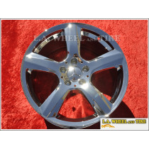 "Mercedes-Benz CLS550 OEM 18"" Set of 4 Chrome Wheels"