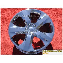 "Mercedes-Benz ML320 / ML350 OEM 19"" Set of 4 Chrome Wheels"
