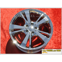 "Mercedes-Benz E-Class OEM 18"" Set of 4 Chrome Wheels"