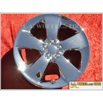 "Toyota Prius OEM 17"" Set of 4 Chrome Wheels"