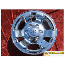 "Toyota 4Runner OEM 16"" Set of 4 Chrome Wheels"