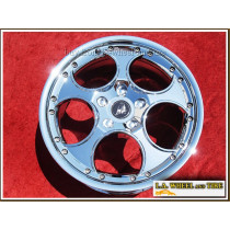 "Lamborghini Murcielago OEM 18"" Set of 4 Chrome Wheels NH1068"