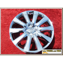 "Mazda CX-9 OEM 20"" Set of 4 Chrome Wheels 64900"
