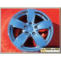 "Pontiac GTO OEM 17"" Set of 4 Chrome Wheels 6570"