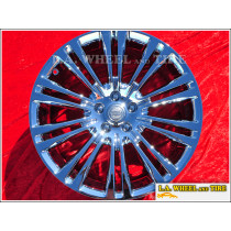"Chrysler 300 OEM 20"" Set of 4 Chrome Wheels"