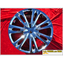 "Hyundai Genesis OEM 18"" Set of 4 Chrome Wheels 70785"