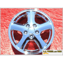 "Lexus SC300 / SC400 OEM 16"" Set of 4 Chrome Wheels 74149"