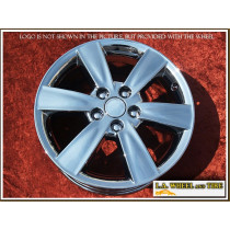 "Lexus ES330 OEM 17"" Set of 4 Chrome Wheels 74182"
