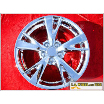"Lexus IS250 / IS350 OEM 18"" Set of 4 Chrome Wheels 74218"