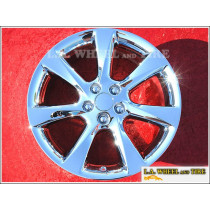 "Lexus RX350 / RX450H OEM 19"" Set of 4 Chrome Wheels 74252"