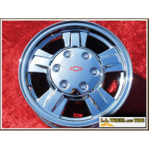 "Chevrolet Colorado / GMC Canyon / Isuzu I-series OEM 15"" Set of 4 Chrome Wheels"