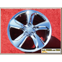 "Lexus GS350 / GS460 OEM 18"" Set of 4 Chrome Wheels"