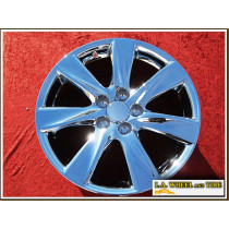"Lexus LS600hL OEM 19"" Set of 4 Chrome Wheels"