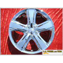 "Toyota Camry OEM 17"" Set of 4 Chrome Wheels 69566"