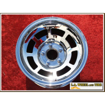 "Chevrolet Corvette OEM 15"" Set of 4 Chrome Wheels 1045"