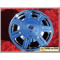 "Cadillac Deville OEM 16"" Set of 4 Chrome Wheels"