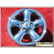 "SINGLE Cadillac Catera OEM 16"" Chrome Wheel 4531"