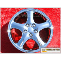 "Mazda Millenia OEM 17"" Set of 4 Chrome Wheels"