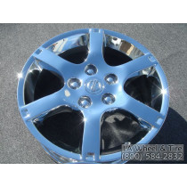"Nissan Altima OEM 16"" Set of 4 Chrome Wheels"