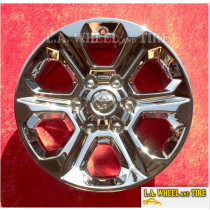 "Toyota 4Runner Set of 4 Chrome Wheels OEM 17"" EXCHANGE 75153"