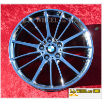 BMW 5 7 Series Style 426 OEM Set of 4 Chrome Wheels 71587