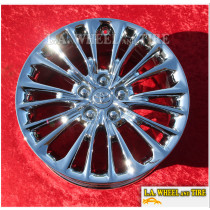 "Toyota Avalon Camry OEM 18"" Set Of 4 Chrome Wheels 75233"