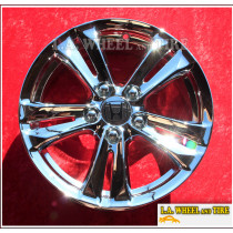 "Honda CR-Z OEM 16"" Set of 4 Chrome Wheels 64012 EXCHANGE"