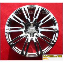 "Audi A8 OEM 20"" Set of 4 Chrome Wheels 58871"