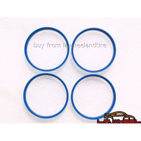 Land Rover / Range Rover Hubcentric Hub Rings Set of 4