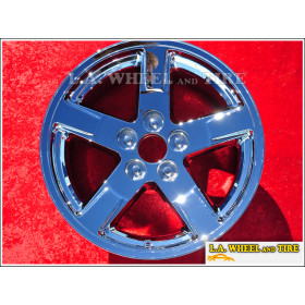"Dodge Ram 1500 OEM 20"" Set of 4 Chrome Wheels NH1225 EXCHANGE"