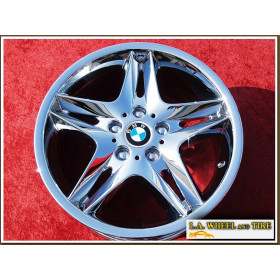 "BMW X5 Style 74 OEM 18"" Set of 4 Chrome Wheels 59332"