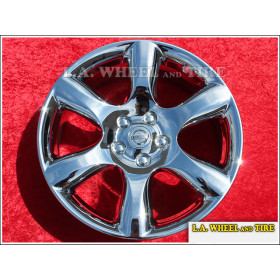"Nissan Murano OEM 18"" Set of 4 Chrome Wheels 62466 EXCHANGE"