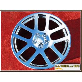 "Dodge Ram SRT10 Forged OEM 22"" Set of 4 Chrome Wheels 2223 EXCHANGE"