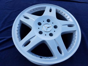 "Single 18"" Mercedes G500 OEM WHEEL 65266"