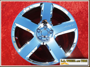 "Dodge Magnum SRT8 Forged OEM 20"" Set of 4 Chrome Wheels"