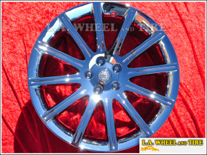 "Chrysler 300 OEM 20"" Set of 4 Chrome Wheels 2281"