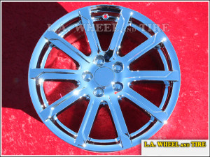 "Audi A4 / S4 OEM 18"" Set of 4 Chrome Wheels"