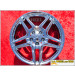 "Mercedes-Benz E-Class Coupe / Convertible OEM 18"" Set of 4 Chrome Wheels"
