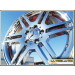 "Mercedes-Benz C300 / C350 AMG OEM 17"" Set of 4 Chrome Wheels"