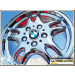 "BMW 3-series Sport Style 30 OEM 16"" Set of 4 Chrome Wheels"