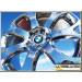 "BMW X5 Style 211 OEM 19"" Set of 4 Chrome Wheels"
