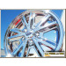 "Ford Mustang OEM 16"" Set of 4 Chrome Wheels"