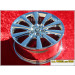 "Jaguar XF Artura OEM 19"" Set of 4 Chrome Wheels"